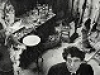 Alberto Giacometti in seinem Atelier