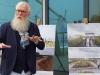 Gartenbotschafter John Langley stellt die Preisträger vor
