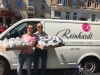09 - Bäckerei Reinhardt spendiert den Helfern leckere Franzbrötchen