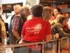HSV-Fans - Empfang am Flughafen