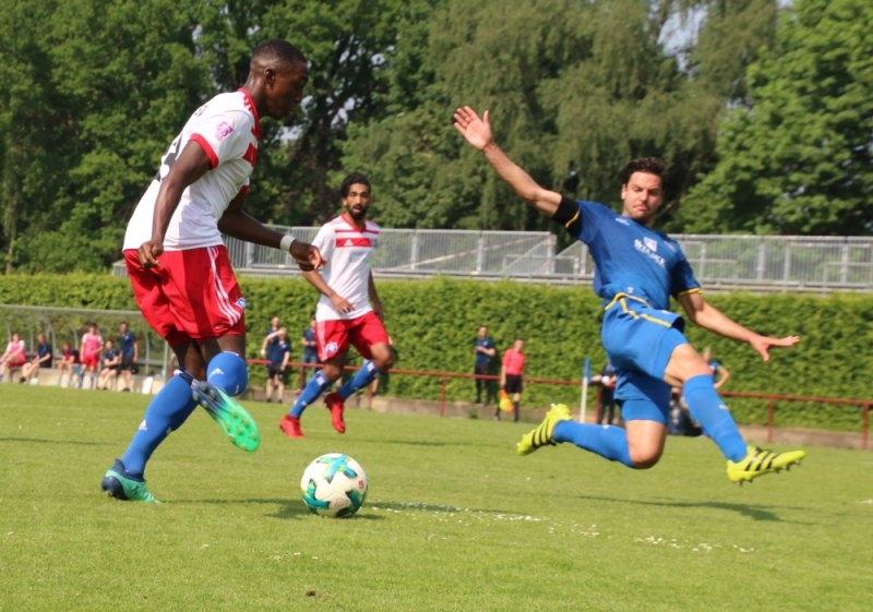 HSVII vs Braunschweig II012