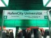 Wegweiser HafenCity Universität
