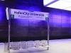 Bahnsteig HafenCity Universität