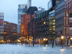 Sturmflut Dezember 2013