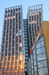 Twisting Towers
