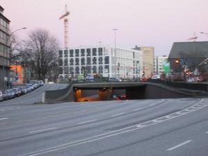 Wallringtunnel Deichtorplatz