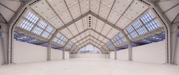 Deichtorhallen - Halle für aktuelle Kunst