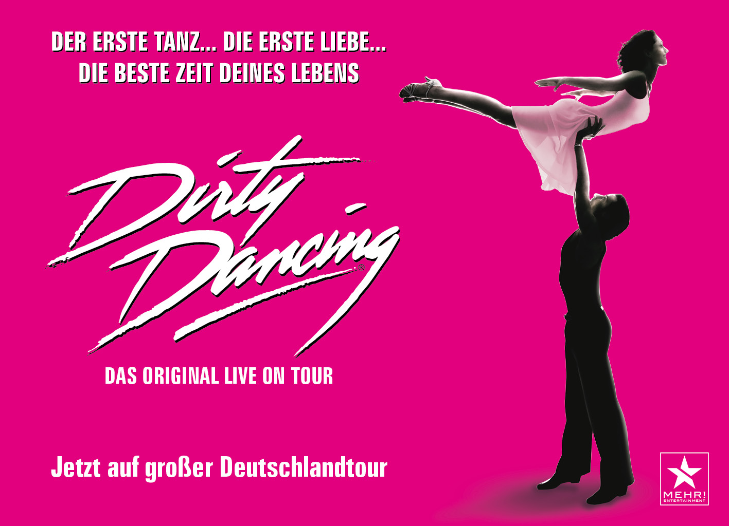 Dirty Dancing Musical Hamburg 2021