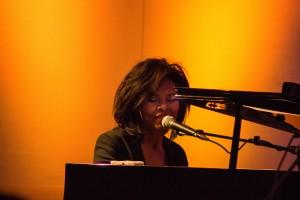 Sharon Robinson in der Kulturkirche Altona