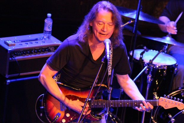 Robben Ford in der Fabrik Hamburg