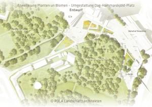 1 Anlage_Wettbewerb Planten un Blomen_Entwurf_POLA Landschaftsarchitekten