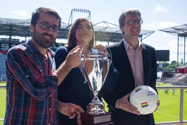 IGLFA Championship II - schwul-lesbische Fußball EM