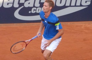 Florian-Mayer am Hamburger Rothenbaum