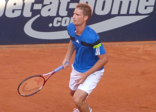 Florian-Mayer am Hamburger Rothenbaum