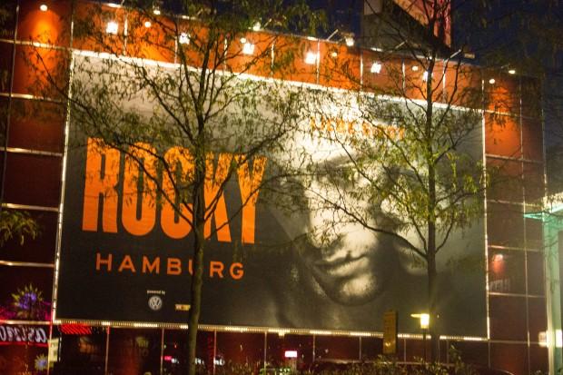 Musical Rocky im Operettenhaus