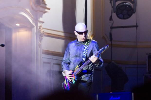 Joe Satriani in der Laeiszhalle