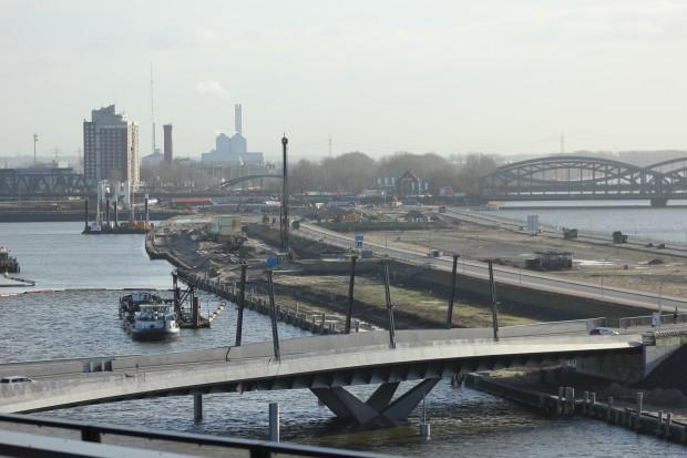 HafenCity Quartier Elbbrücken am Baakenhafen