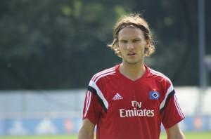 HSV-Spieler Albin Ekdal