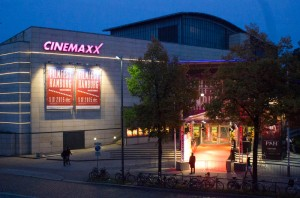 Das Cinemaxx beim Filmfest 2015