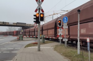 Hafenbahn am Kattwyk