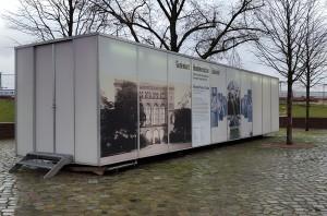 Ehemaliger Hannoverscher Bahnhof im Lohsepark wird zur Gedenkstätte