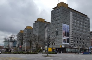 City-Hof Hochhäuser
