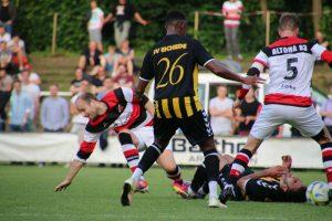 Altona 93 in der Relegation gegen den SV Eichede