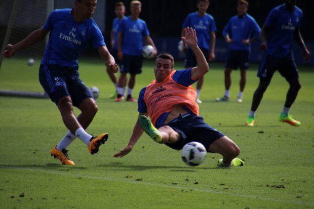 Filip kostic im HSV-Training