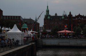 Das beliebte Duckstein Festival im Magdeburger Hafen
