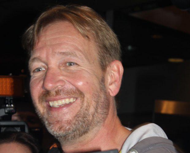 Vize-Präsident der Handball Sportverein Hamburg Martin Schwalb