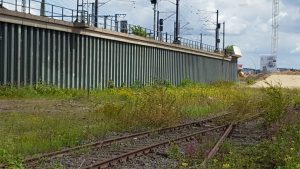 Gedenkstätte Hannoverscher Bahnhof