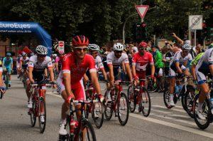 Start der Cyclassics 2016