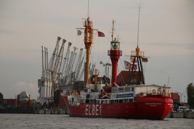 Traditionsschoff Elbe 1