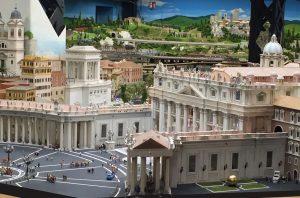 Der Petersdom im Miniatur Wunderland