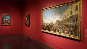 Venedig-Stadt der Künstler im Bucerius Kunst Forum
