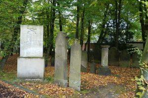 Der jüdische Friedhof in Altona