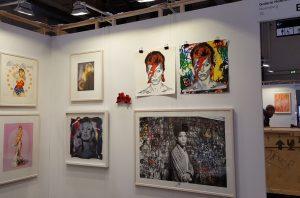Erschwingliche Kunst auf der Affordable Art Fair