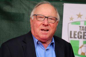 Uwe Seeeler feiert 80. Geburtstag