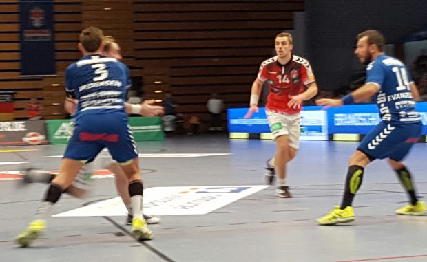 HSV Hamburg gegen Schwerin
