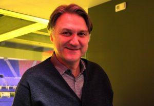 Sportchef Dietmar Beiersdorfer
