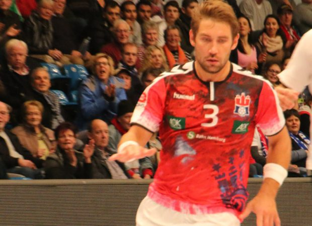 Stefan Schröder von Handball SV Hamburg