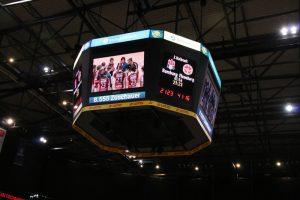 Weltrekord mit 8555 Zuschauern - aber Flensborg führt