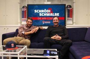 Schrödi & Schwalbe – Die WM-Couch