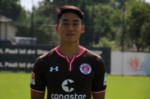 Kyoung-Rok Choi vom FC St. Pauli