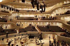 Elbphilharmonie Großer Saal