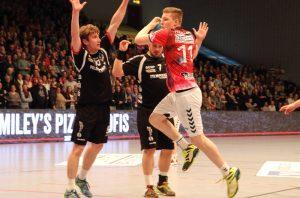 Dominik Vogt vom Handball SV Hamburg