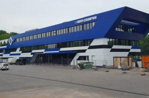 HSV-Campus - das Jugend-Leistungszentrum des Hamburger SV