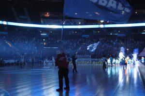 Handball in der Barclaycard Arena