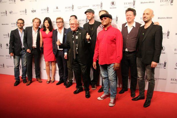 Klaus Doldinger und seine Band Passport beim ECHO JAZZ 2017