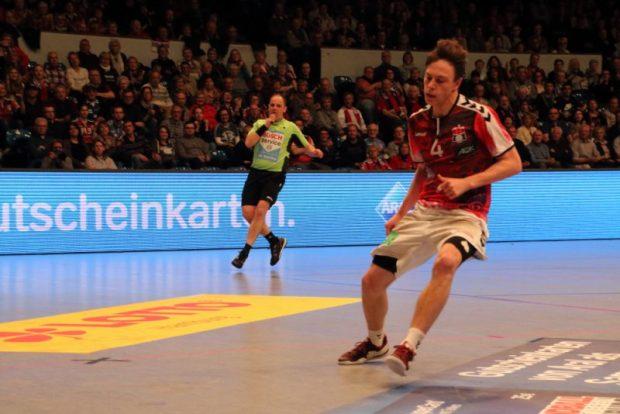Leif Tissier vom Handball SV Hamburg